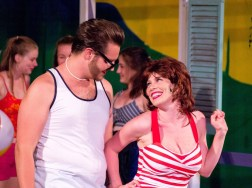 Mamma Mia Woodminster Summer Musicals Photos by Jeremy Brandt and Kathy Kahn