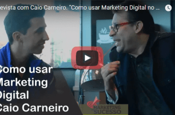 "Entrevista com Caio Carneiro. ""Como usar Marketing Digital no Marketing Multinível."""