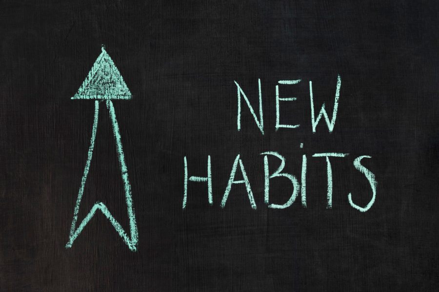 TIPS TO FORM A NEW HABIT