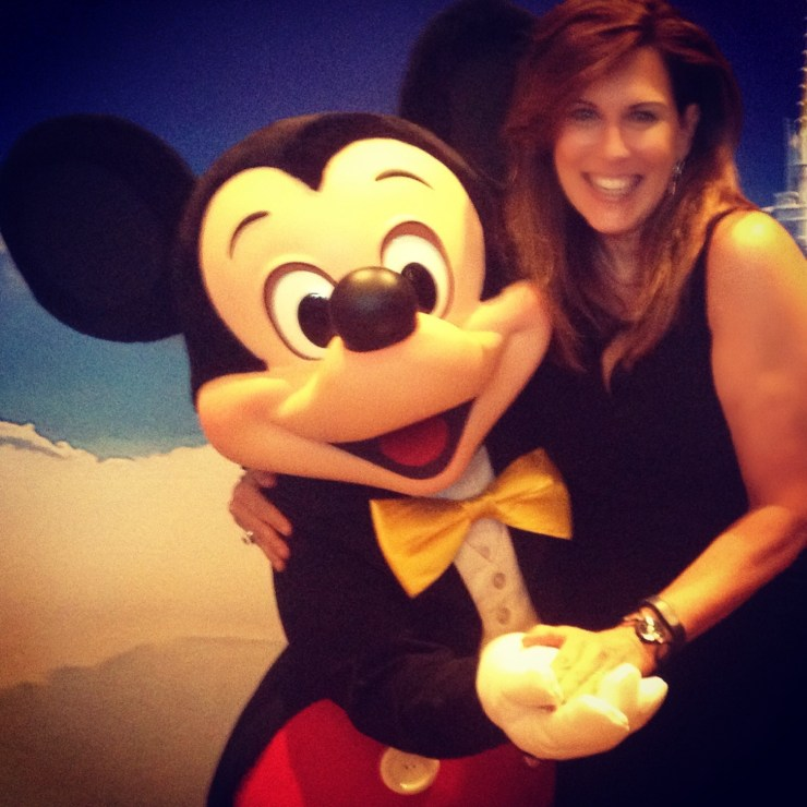 Leanne and Mickey