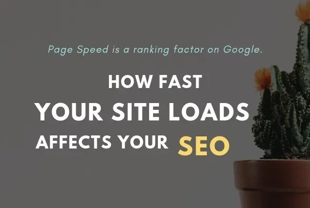 site speed fast web hosting