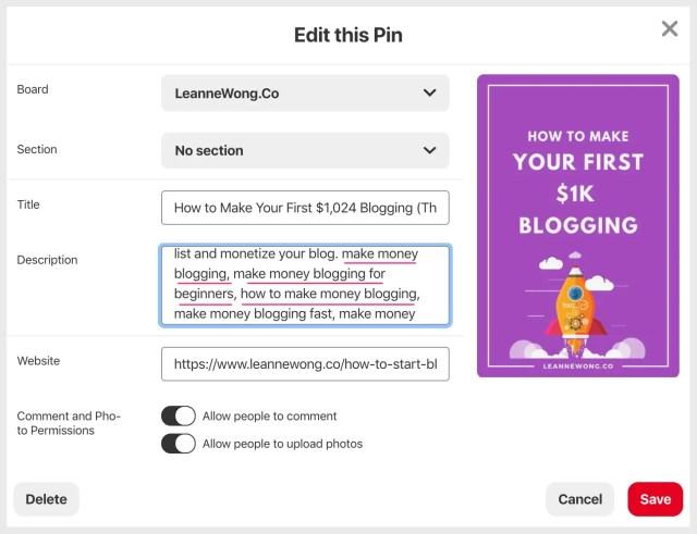 pinterest-keywords-pin-description