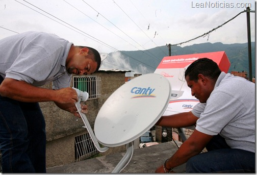Catv TV Satelital
