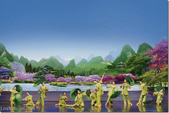 obra de teatro china