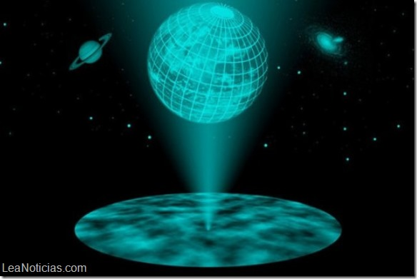 vivimos en un holograma