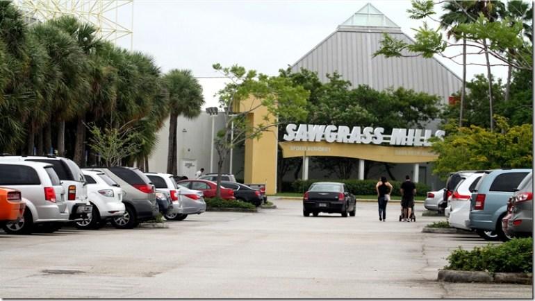 Sawgrass Mills Mall - Centros Comerciales de Florida