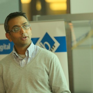 Sanjay Parekh of Cocoon at Lean Startup Yorkshire