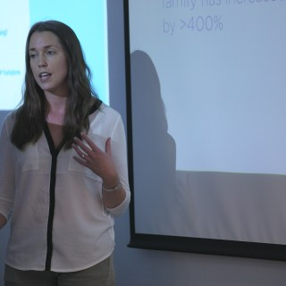 Penny Roberts at Lean Startup Yorkshire
