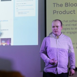 Chris Manson at Lean Startup Yorkshire