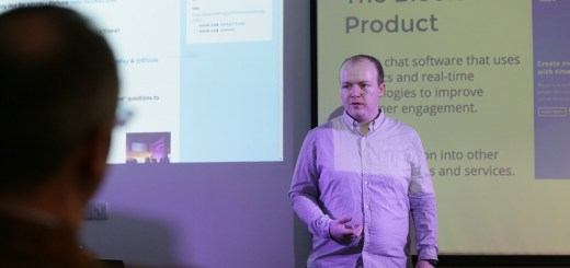 Chris Manson at Lean Startup Yorkshire