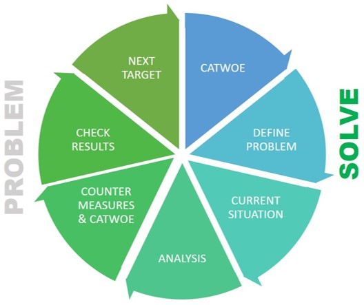 CATWOE A TOOL TO OVERCOME FAILURE IN SOLVING PROCESS