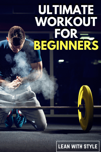 3 day beginner workout routine works for anyone lean with style