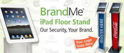 Maclocks BrandMe iPad Stand