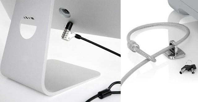 iMac Combination Cable Lock