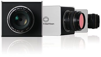 IndigoVision Ultra 5K Fixed Camera