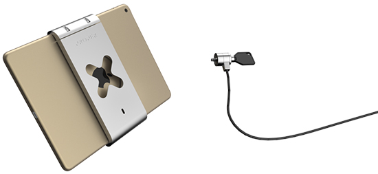 iPad lock cable