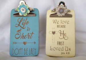 leap of faith crafts