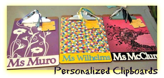 Inexpensive Teacher Gifts