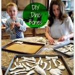 DIY Dinosaur Bones