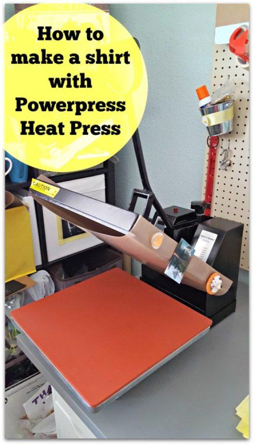 power press heat press