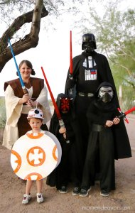 diy star wars costumes
