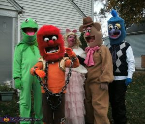muppet family costumes