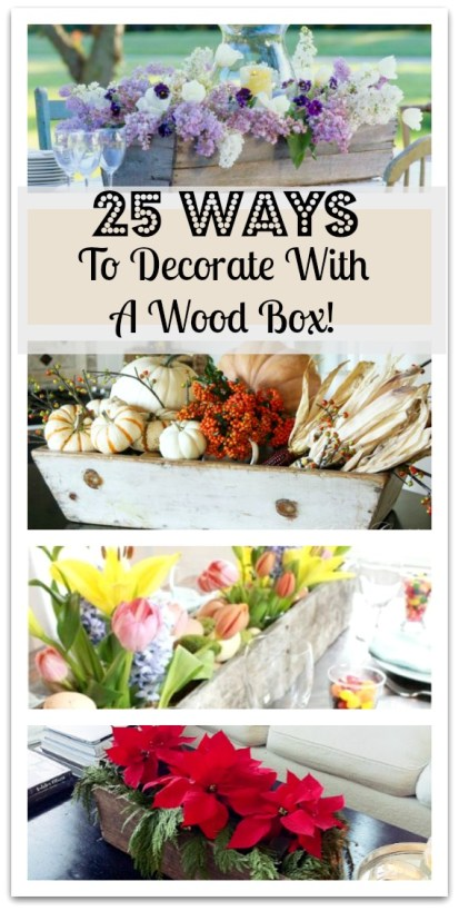 diy wood box