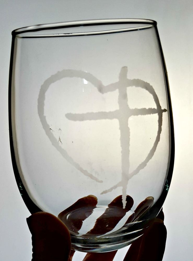 Diy Etched Glass Easy Step By Step Tutorial Leap Of Faith Crafting