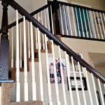 DIY Banister Makeover Tutorial