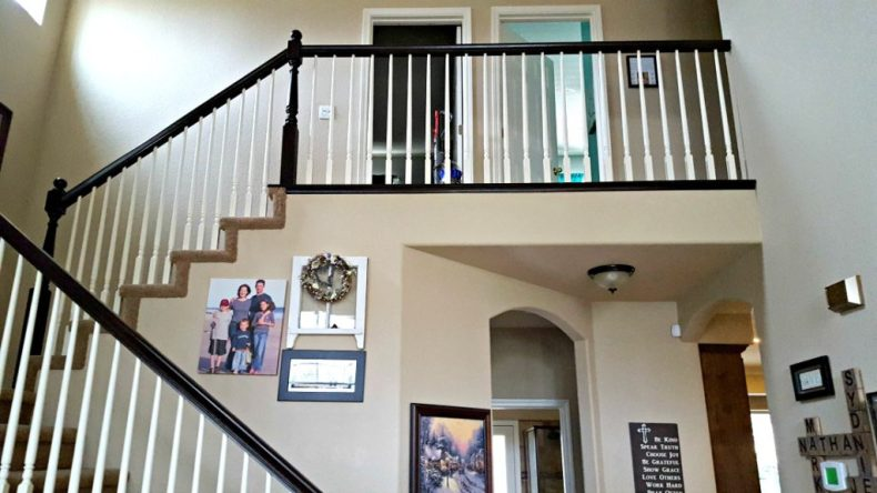 staircase refinishing