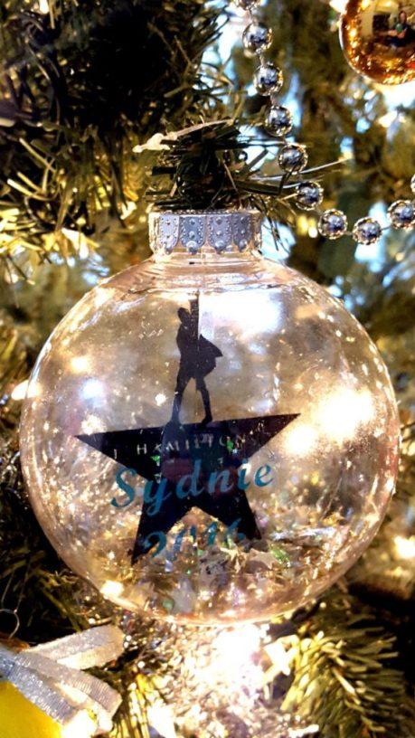 DIY Christmas Ornament Tutorial