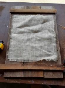 wood frame tutorial