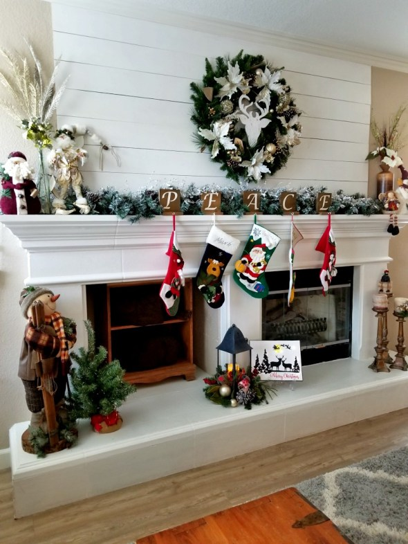 interior Christmas decorating ideas