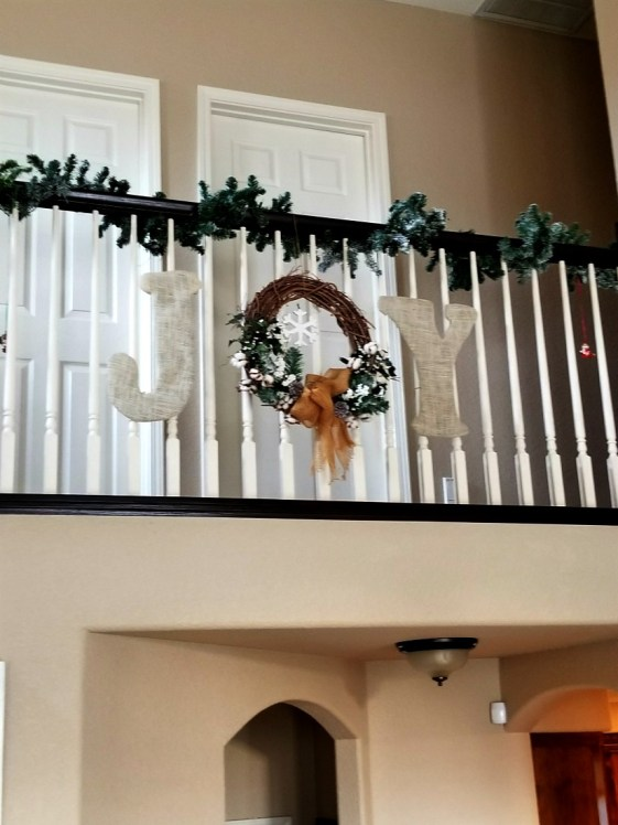 decoration for a banister