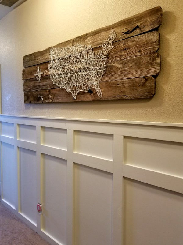 united states string art diy