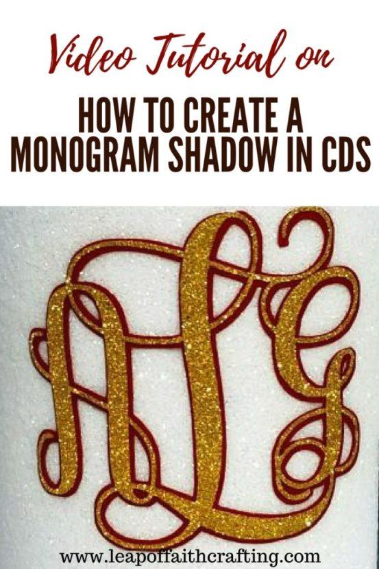 cricut-monogram