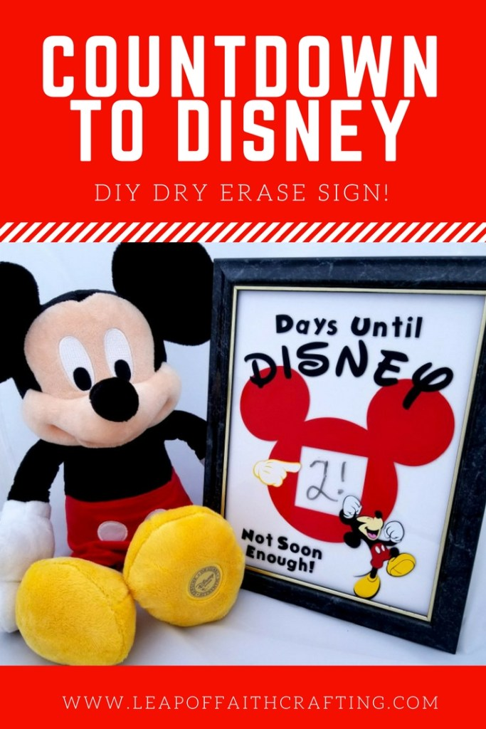 countdown to disney pin