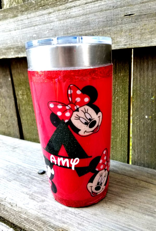 Disney Valentine Crafts