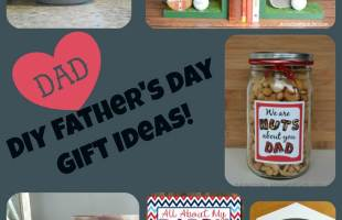 Easy Father's Day Gifts Roundup!