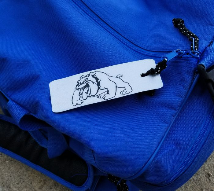 custom bag tags