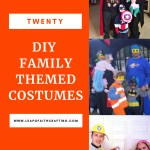 family themed costumes diy pin