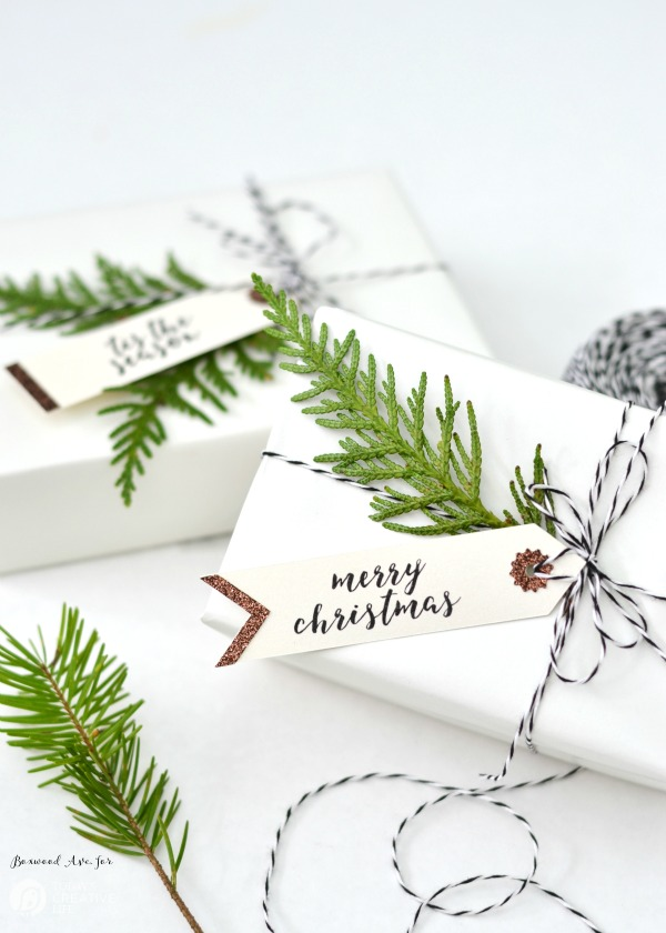 cricut christmas tags tcl edit
