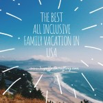 The Best Family Vacation Ever at UCSB Family Vacation Center!!