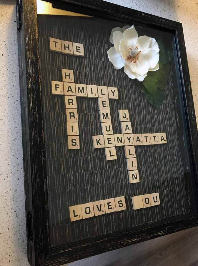 diy scrabble mothers day gift sm