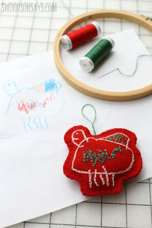 how to gift kids artwork ideas