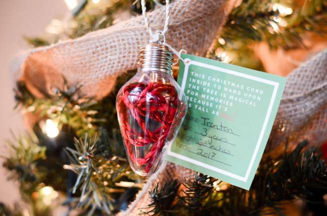 personalize ornaments for kids to make
