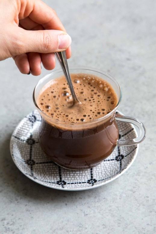 tsokolate filipino hot chocolate