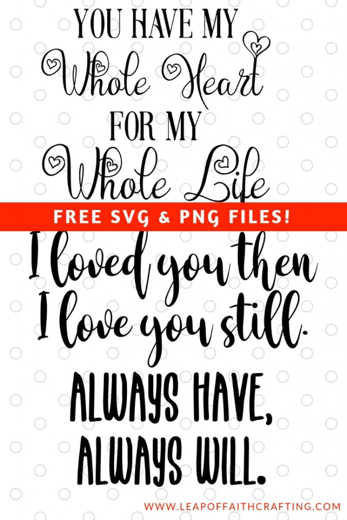 Download Free SVG Files for Cricut: Perfect for Glass Block Crafts ...