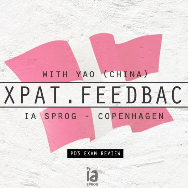 Expat-feedback-Yao - Learn Danish - IA Sprog