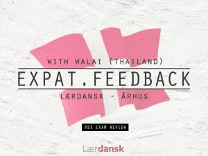 Walai - Learn Danish Expat Feedback - Lærdansk